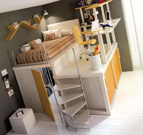 Παράξενα και μοναδικά κρεβάτια (12)