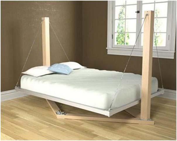 Παράξενα και μοναδικά κρεβάτια (13)