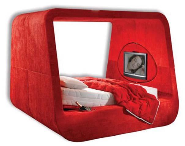 Παράξενα και μοναδικά κρεβάτια (15)