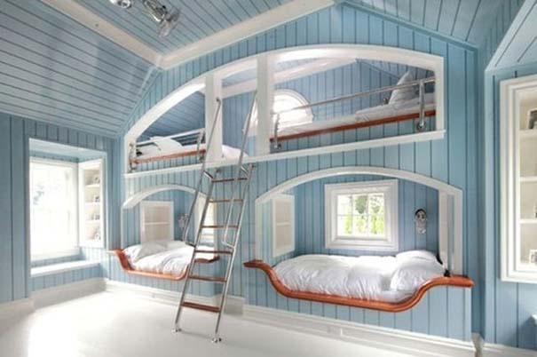 Παράξενα και μοναδικά κρεβάτια (17)