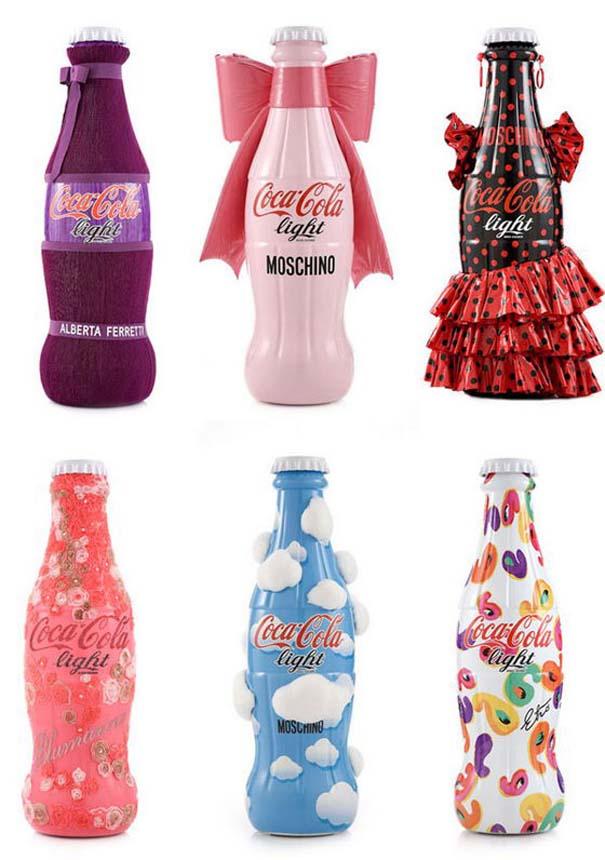 Τα μπουκάλια της Coca Cola Light όπως δεν τα έχετε ξαναδεί (1)