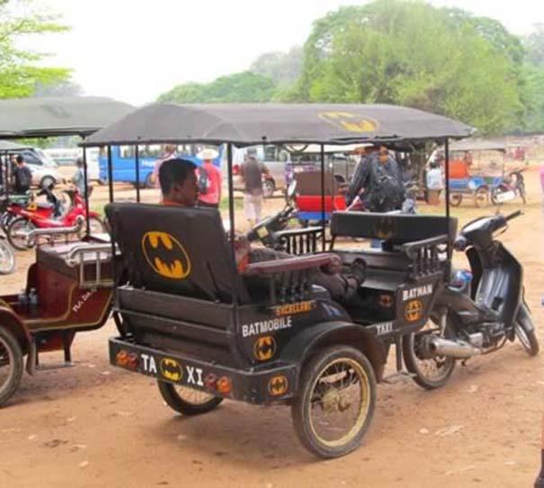 Παράξενα Taxi (2)