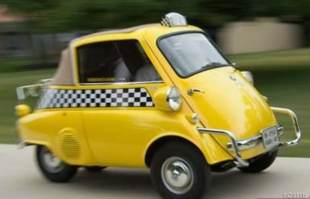 Παράξενα Taxi (9)