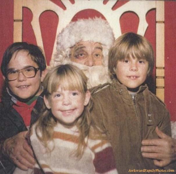 Παράξενες οικογενειακές φωτογραφίες Χριστουγέννων (6)