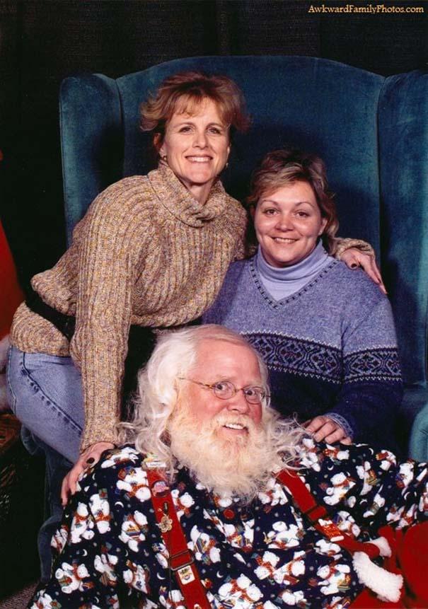 Παράξενες οικογενειακές φωτογραφίες Χριστουγέννων (7)