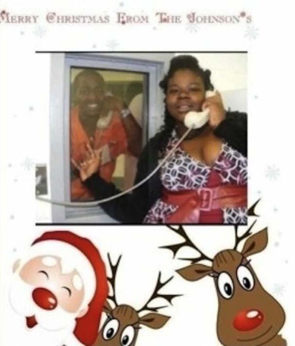 Παράξενες οικογενειακές φωτογραφίες Χριστουγέννων (16)