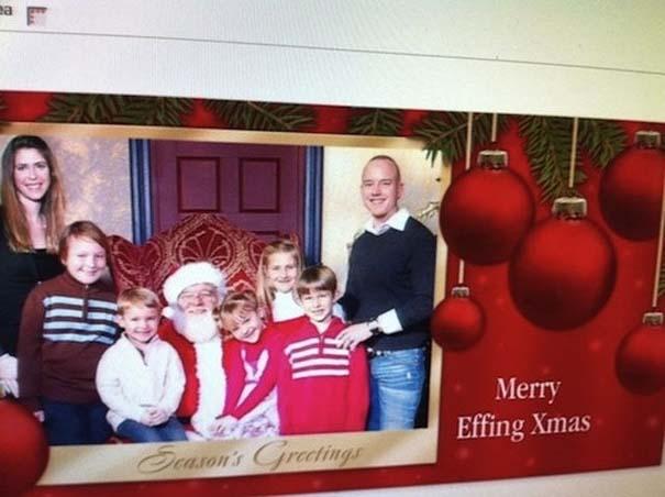 Παράξενες οικογενειακές φωτογραφίες Χριστουγέννων (18)