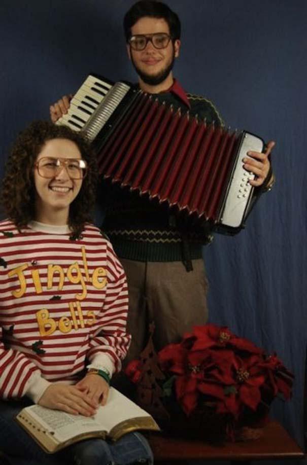 Παράξενες οικογενειακές φωτογραφίες Χριστουγέννων (19)
