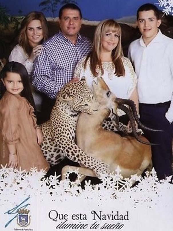 Παράξενες οικογενειακές φωτογραφίες Χριστουγέννων (22)