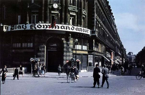 Παρίσι υπό κατοχή 1940-1944 (4)