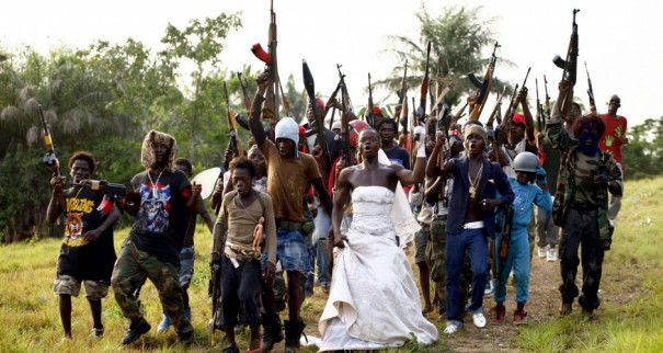Πηγαίνοντας τη νύφη... | Φωτογραφία της ημέρας