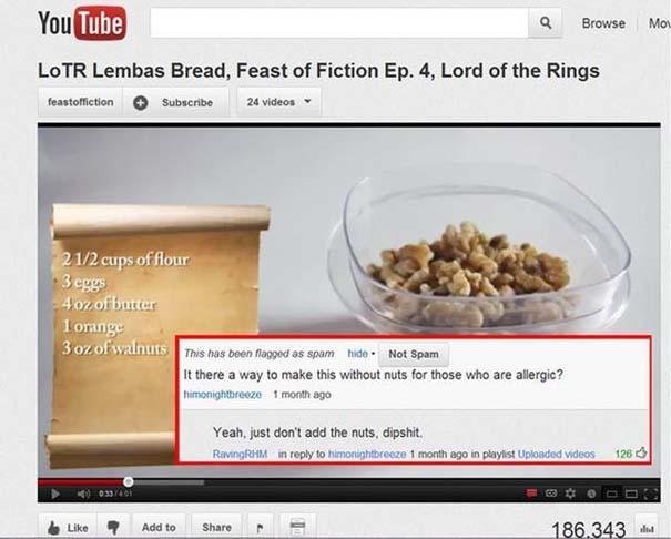 25 από τα πιο αστεία σχόλια του 2012 στο YouTube (1)