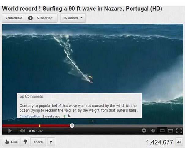 25 από τα πιο αστεία σχόλια του 2012 στο YouTube (5)