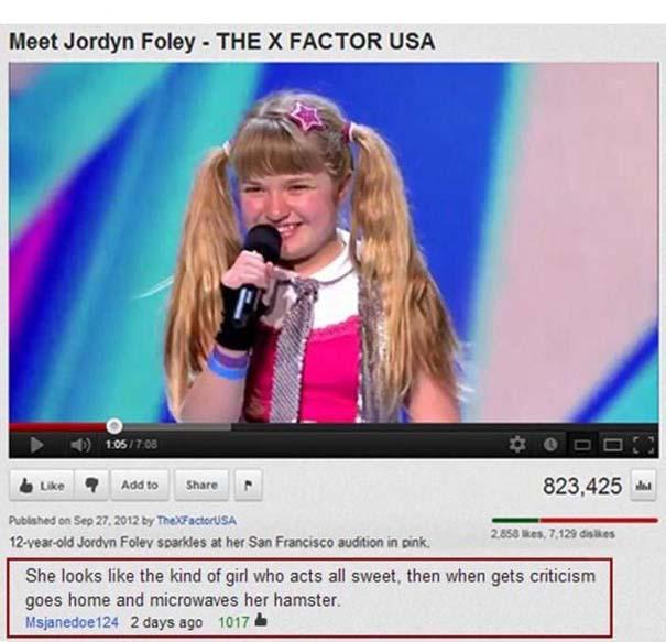 25 από τα πιο αστεία σχόλια του 2012 στο YouTube (8)