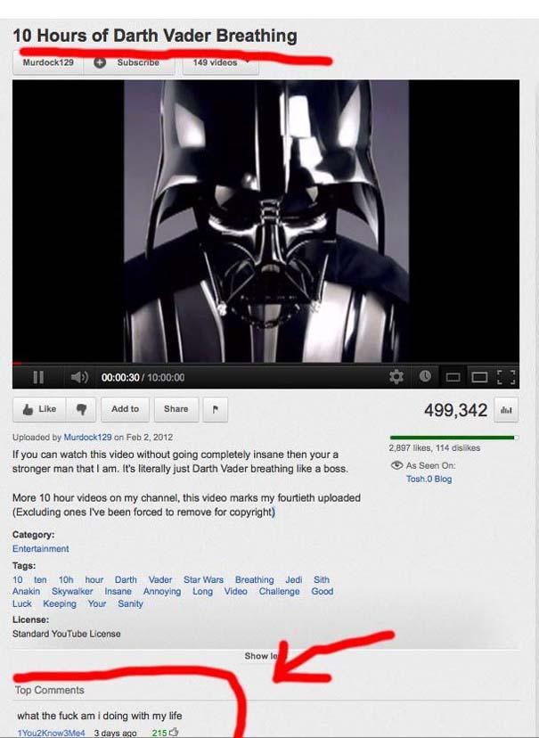 25 από τα πιο αστεία σχόλια του 2012 στο YouTube (10)