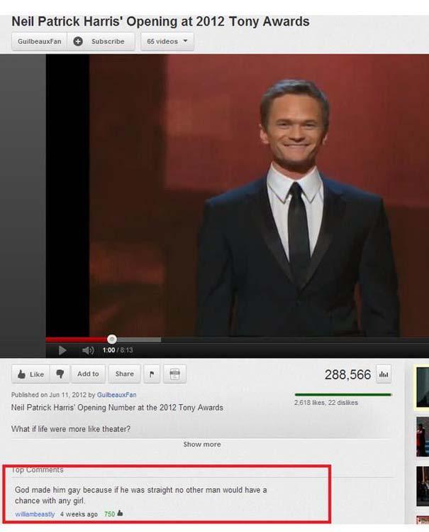 25 από τα πιο αστεία σχόλια του 2012 στο YouTube (13)