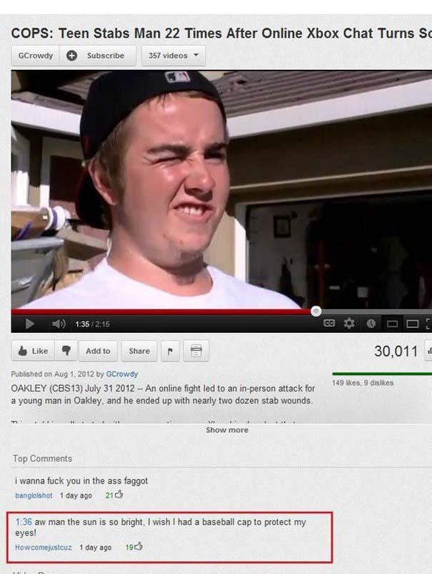 25 από τα πιο αστεία σχόλια του 2012 στο YouTube (24)