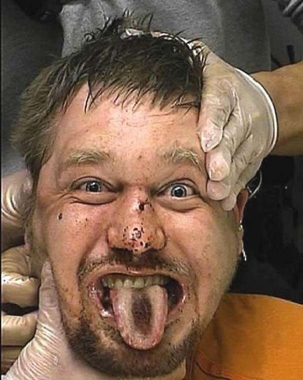 Οι πιο τραγικές φωτογραφίες συλληφθέντων του 2012 (8)
