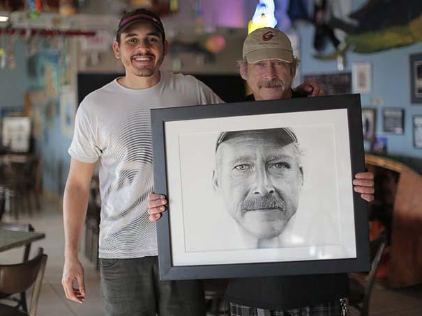 Απίστευτο πορτραίτο από 2,1 εκατομμύρια τελείες (10)