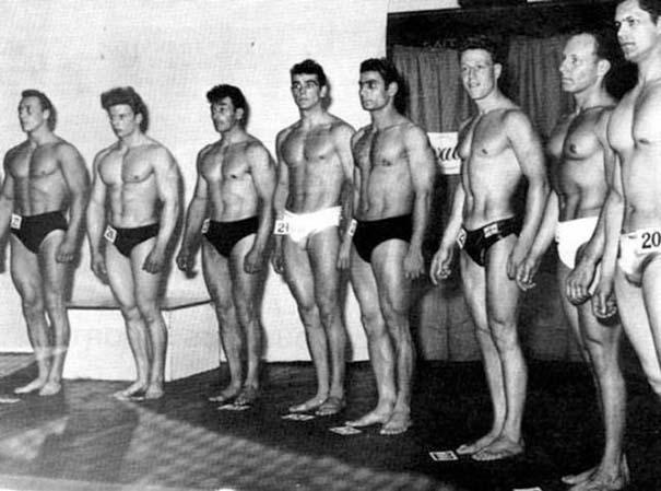 Ο Sean Connery ήταν κάποτε Bodybuilder (3)