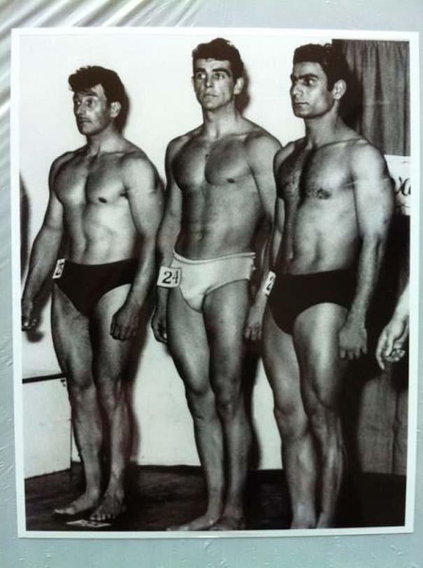 Ο Sean Connery ήταν κάποτε Bodybuilder (4)