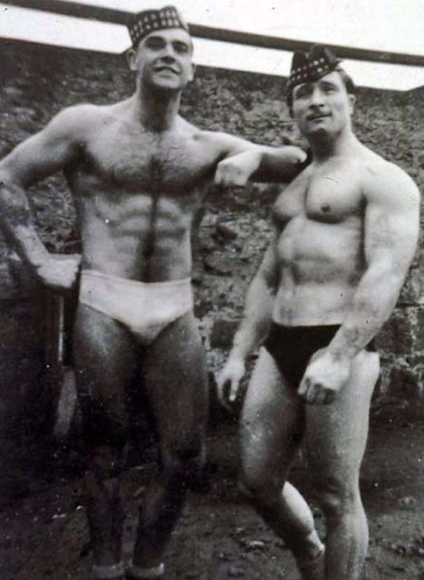 Ο Sean Connery ήταν κάποτε Bodybuilder (5)