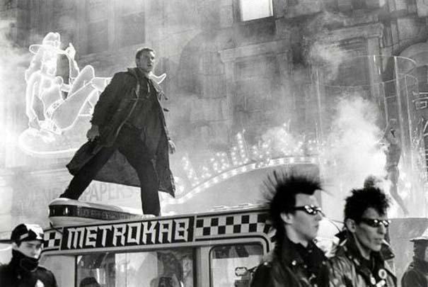 Σπάνιες φωτογραφίες από τα γυρίσματα κλασσικών ταινιών (19)