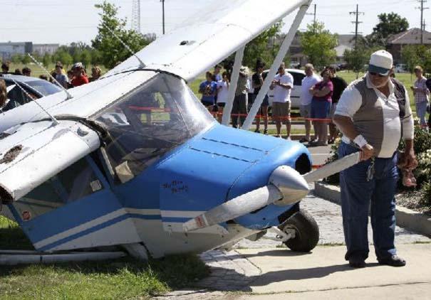 Σπάνιο τροχαίο ατύχημα στη Νέα Ορλεάνη (8)