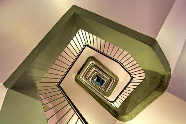 Σπιράλ σκάλες (3)