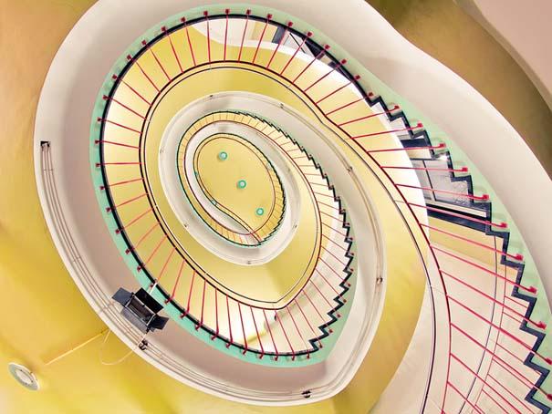 Σπιράλ σκάλες (6)