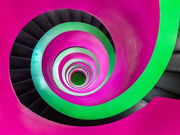 Σπιράλ σκάλες (8)