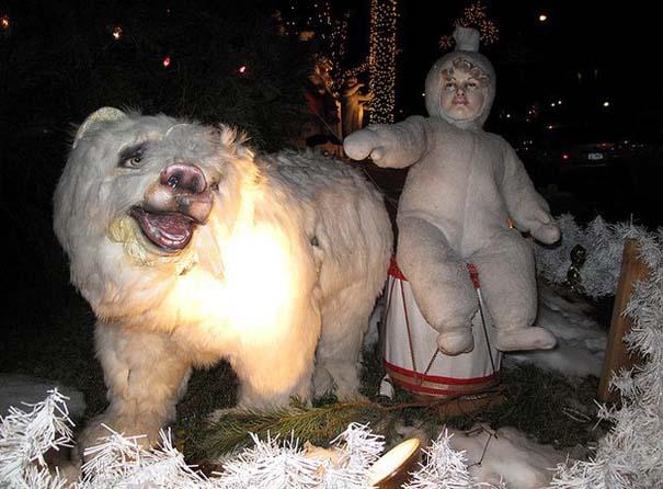 Χριστουγεννιάτικες διακοσμήσεις που θα στοιχειώσουν τα όνειρα σας (3)