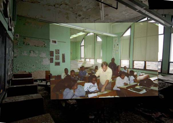 Σχολείο στο Detroit: Τότε και τώρα (4)