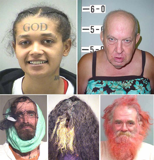Οι πιο τραγικές φωτογραφίες συλληφθέντων του 2012