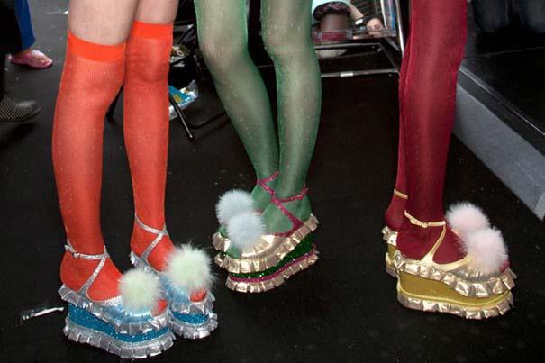Τρελά και απίστευτα παπούτσια (2)