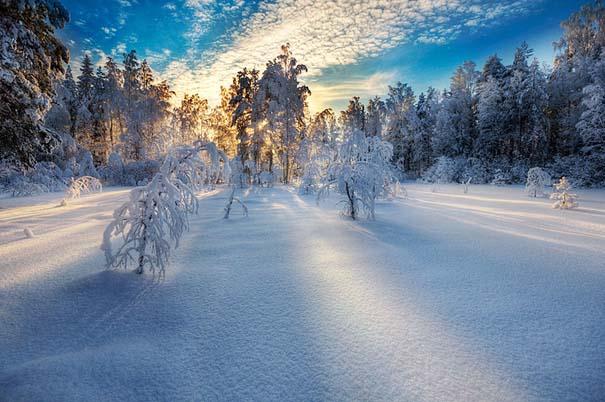 Χειμωνιάτικα τοπία σε εκπληκτικές φωτογραφίες (2)