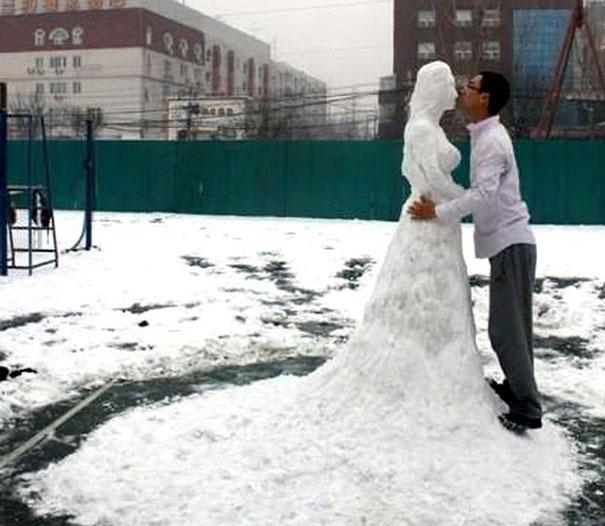 Ξεκαρδιστικοί Χιονάνθρωποι