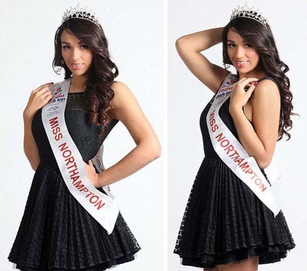 Η απίστευτη μεταμόρφωση μιας κοπέλας που έγινε βασίλισσα ομορφιάς (11)