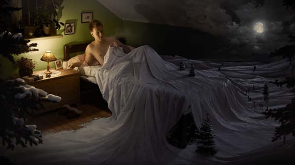 Απίθανες σουρεαλιστικές φωτογραφίες που παίζουν με το μυαλό (4)