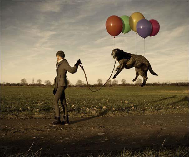 Απίθανες σουρεαλιστικές φωτογραφίες που παίζουν με το μυαλό (11)