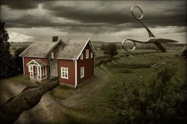 Απίθανες σουρεαλιστικές φωτογραφίες που παίζουν με το μυαλό (19)