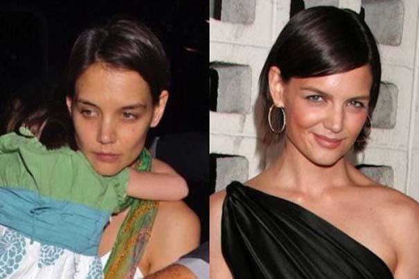 Celebrities χωρίς make up (2)