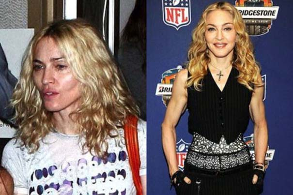 Celebrities χωρίς make up (10)