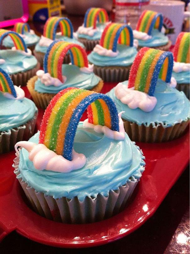 Cupcakes με μεγάλη φαντασία (4)