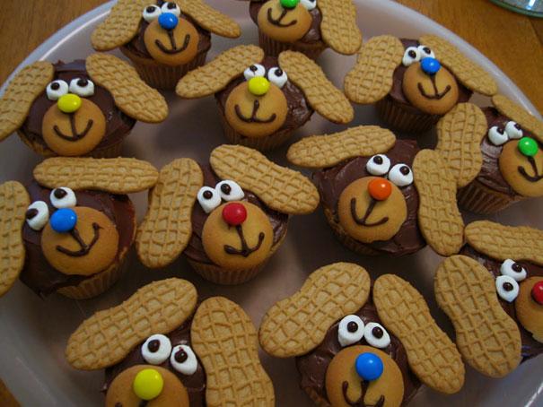 Кексы для детей рецепты с фото