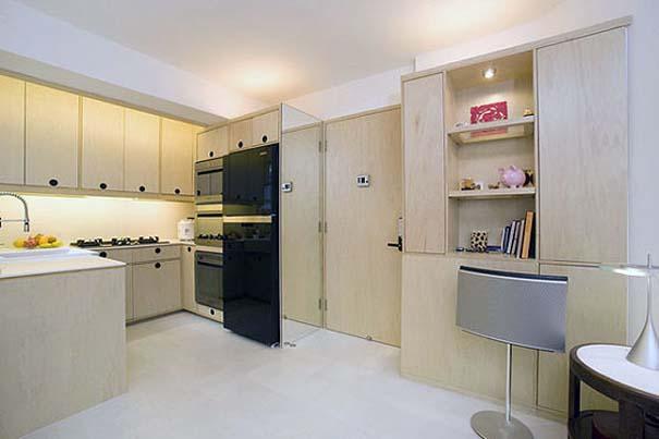 Ένα μικρό θαύμα: Εκπληκτικό διαμέρισμα 39 τετραγωνικών μέτρων (2)