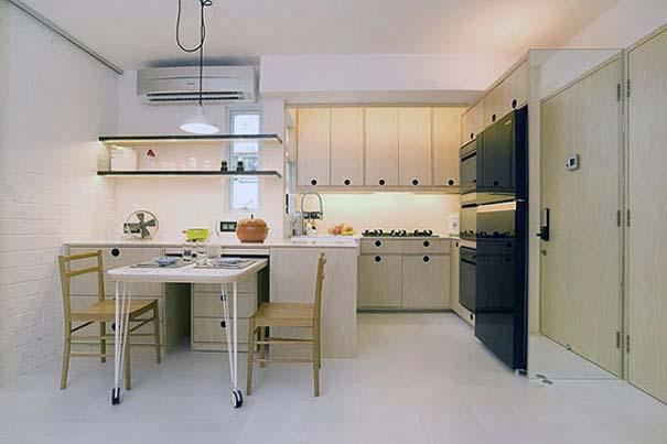 Ένα μικρό θαύμα: Εκπληκτικό διαμέρισμα 39 τετραγωνικών μέτρων (3)