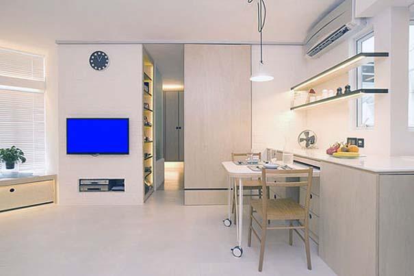 Ένα μικρό θαύμα: Εκπληκτικό διαμέρισμα 39 τετραγωνικών μέτρων (5)