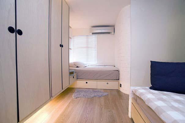 Ένα μικρό θαύμα: Εκπληκτικό διαμέρισμα 39 τετραγωνικών μέτρων (9)