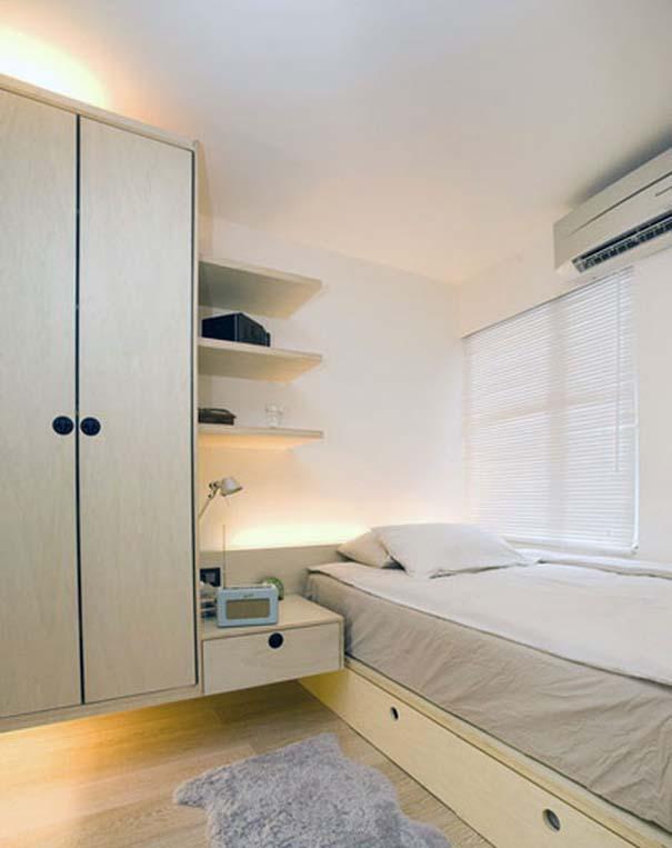 Ένα μικρό θαύμα: Εκπληκτικό διαμέρισμα 39 τετραγωνικών μέτρων (10)